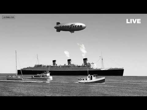 RMS Queen Mary - The Ship with a Heart and a Soul