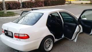 1992 Honda Civic sedan for sale