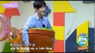 [Vietsub] Châu Chấn Nam (CUT Baby Để Anh Đi Mùa 3)
