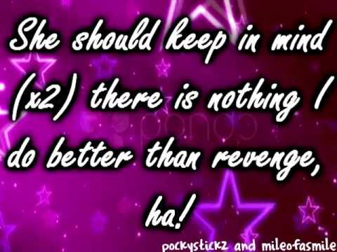 Better than Revenge- Taylor Swift Lyrics