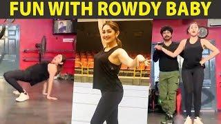 Sayyeshaa's Sizzling Dance Moves | Sayyeshaa | Sridhar Master | Rowdy Baby | Arya | Sai Pallavi - 20-01-2019 Tamil Cinema News