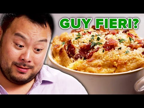 Can David Chang Guess Which Celebrity Made This Dish? • Tasty