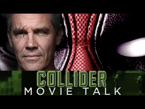 Josh Brolin Cast as Cable in Deadpool 2 - Collider Movie Tal