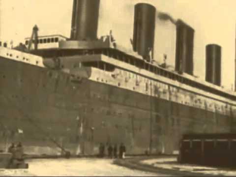 Imagens Reais do Titanic