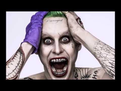 Risa del joker (Joker's laugh) Jared Leto 2016