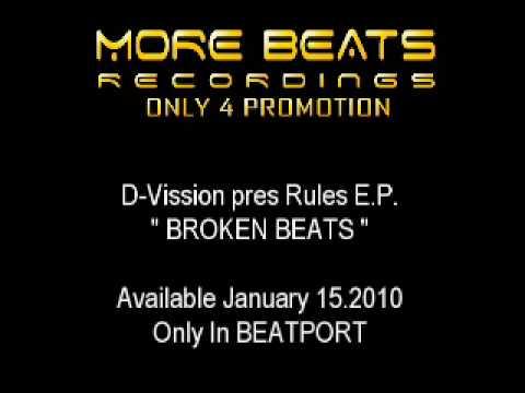 D-Vission - Broken Beats - Original Mix