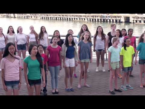 Vancouver Children's Choir - This Is My Home - July 1, 2015 - Canada Day