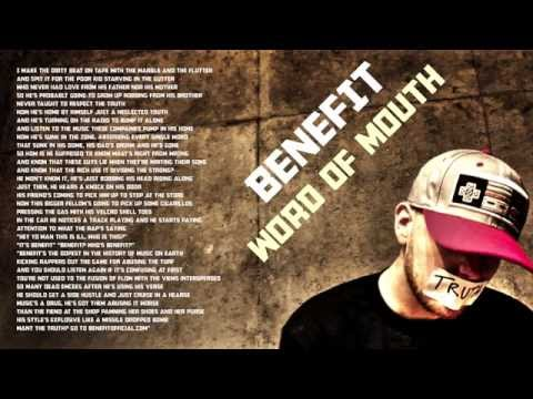 Benefit - Word of Mouth