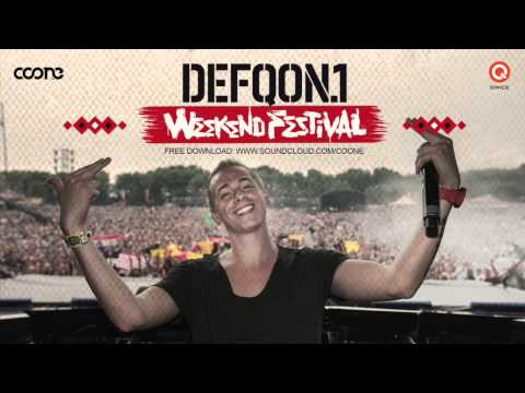 Coone Live at Defqon.1 2014 (The Gathering)