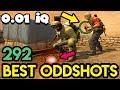DUMBEST PLAY *0.01 IQ !* - CS:GO BEST ODDSHOTS #292