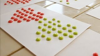 Space Invader Candy Buttons - Quake N Bake