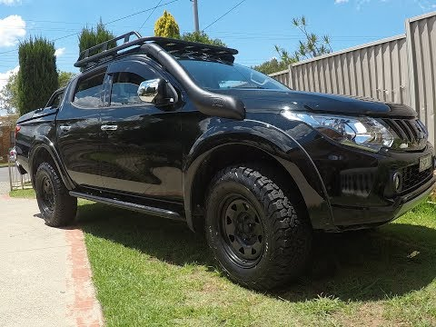 Upgrading your 4x4 ?