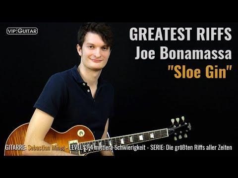 ✪ Greatest Riffs: Joe Bonamassa