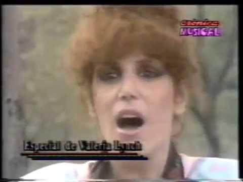 "VALERIA LYNCH - ""Ámame en cámara lenta"""