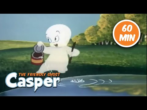Casper the Friendly Ghost 👻1 Hour Compilation 👻Full Episode 👻Kids Cartoon from YouTube · Duration:  1 hour 12 minutes 49 seconds
