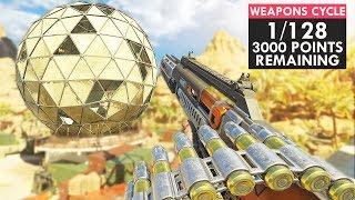 128 WEAPON BIGGEST EVER ZOMBIES GUN GAME (Custom Zombies)
