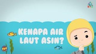 Gambar cover SALI SALIHA : KENAPA AIR LAUT ASIN?