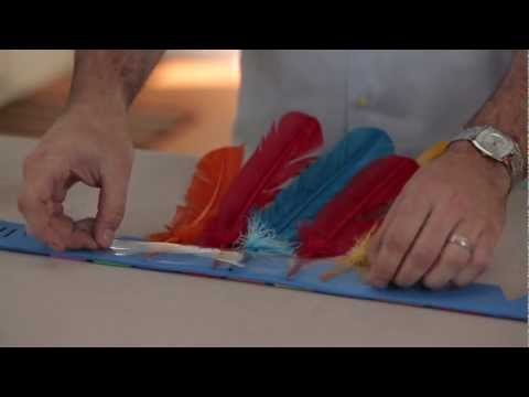 Learn With Jo-Ann: Kids' Crafting With Foam -- Native American Headbands