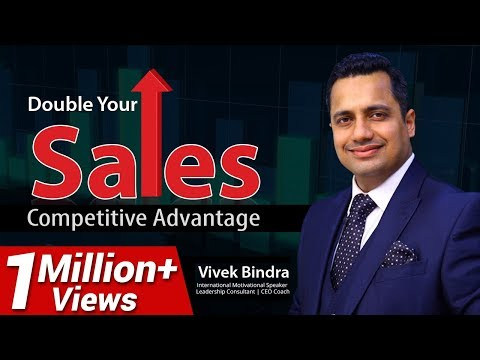 Sales Training In Hindi Compe Ive Advantage In Business Marketing By Vivek Bindra