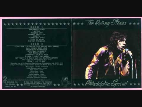 Rolling Stones - Live 1972  - Philadelphia Special