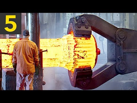 Top 5 Satisfying Factory Machines - Eye Candy