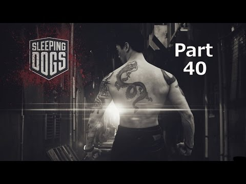 Let's Play Sleeping Dogs Part 40 (HD+German) Martial Arts Club
