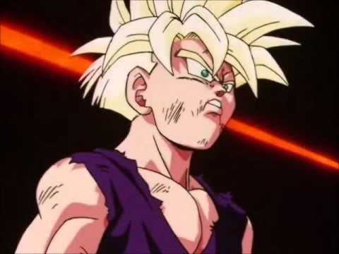 Gohan (Dragon Ball Z)  [AMV] - Runnin