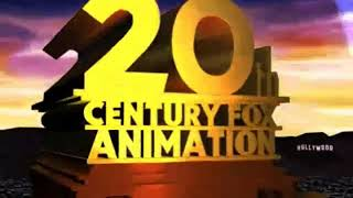 20th Century Fox Animation (2000) Intro (with Disney byline)