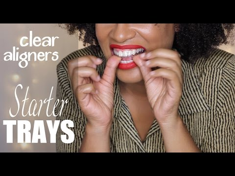 Affordable Clear Aligners: STARTER TRAYS | Smile Direct Club | Kyma Monai