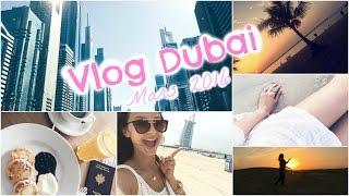 VLOG DUBAI MARS 2016  ♡