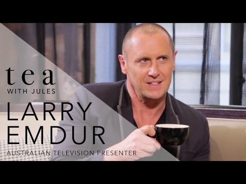 Tea with Jules - Jules Sebastian chats to Larry Emdur from The Morning Show