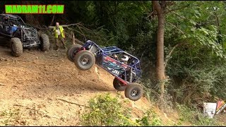 UTV RACERS SEND IT UP THE BIG HILL AT WINDROCK OFFROAD PARK