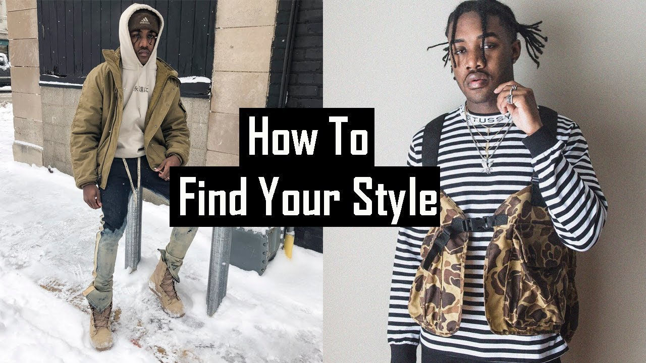 How To Find Your Style Start Your Wardrobe Men S Fashion Essentials Youtube