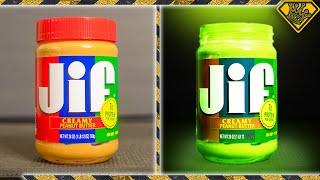 Testing Viral TikToks: Does Peanut Butter Glow?