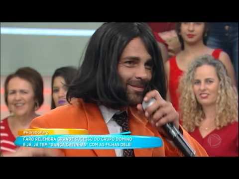 'Dança, Gatinhas': Filhas De Rodrigo Faro Preparam Surpresa De Natal