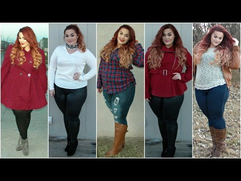 The Curvy Diaries: Winter Fashion Lookbook | Plus-Size. Http://Bit.Ly/2KBtGmj