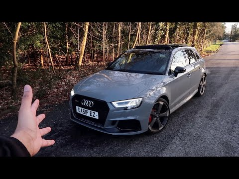 This 2018 Audi RS3 is Insanely Loud! *510 BHP*