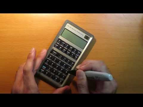 Building a WP 34S calculator from an HP 30b