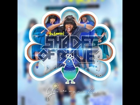 SHADES OF BLUE 2015