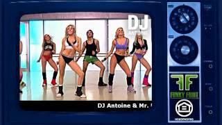 DJ Antoine & Mr. Mike - Yeah Mon (Max Robbers Remix) Official Music Video HD 2010 REMIXED