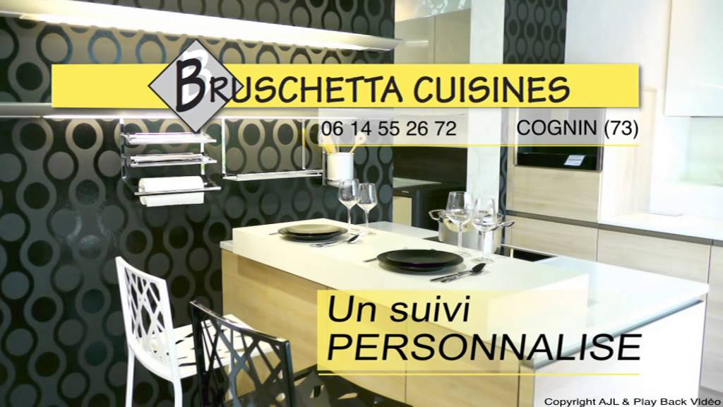 cuisiniste chamb ry bruschetta cuisines youtube. Black Bedroom Furniture Sets. Home Design Ideas