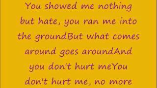 No Love (clean lyrics)
