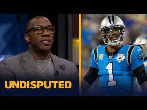 Shannon Sharpe on Carolina's loss: 'Something's wrong with Cam'   NFL   UNDISPUTED