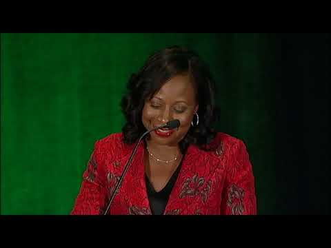 Robin L. Washington's Speech at FWSF Financial Woman of the Year Event