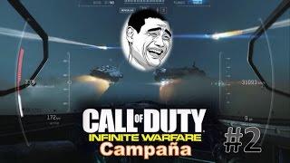 3, 2, 1, ¡IGNICIÓN! - Call Of Duty Infinite Warfare (Campaña) #2