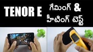 Tenor E Gaming Review & Temp Check ll in telugu ll by prasad ll