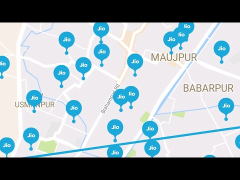 How To Check Nearest Jio Tower And it's Coverege, { Check Jio Coverege and nearest Tower }