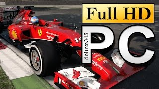 F1 2014 Videogame Gameplay (PC HD)