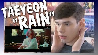 MV Reaction | TAEYEON 태연_ RAIN