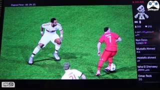مصر العربية | مباراة مصر العربية واسماعيلي اس سي في مربع واكس